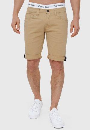 VILLEURBANNE - Short en jean - lt grey