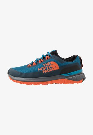 MEN'S ULTRA TRACTION - Trekingové boty - baja blue/zinc grey