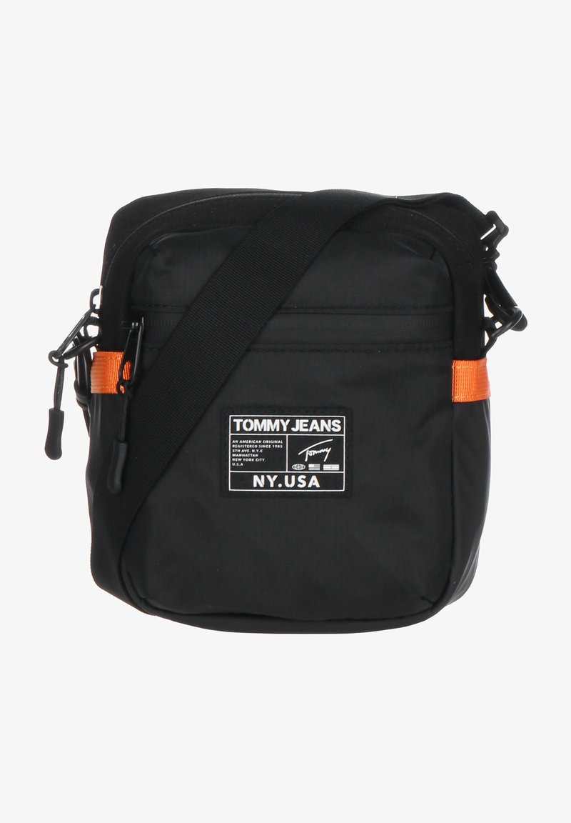 Tommy Jeans - Across body bag - black
