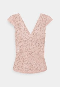 ONLY - ONLALBA  - T-shirts - misty rose - 0