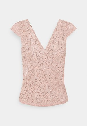 ONLALBA  - T-Shirt basic - misty rose