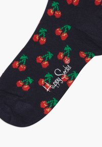 Happy Socks - KIDS CHERRY SMILING RAINBOW 2 PACK UNISEX - Socks - multi-coloured - 2