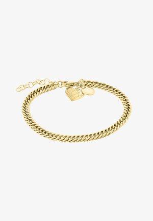 BROKEN HEART  - Armband - gold