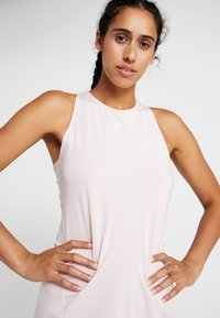 Nike Performance - TANK ALL OVER  - Sports shirt - echo pink/white - 3