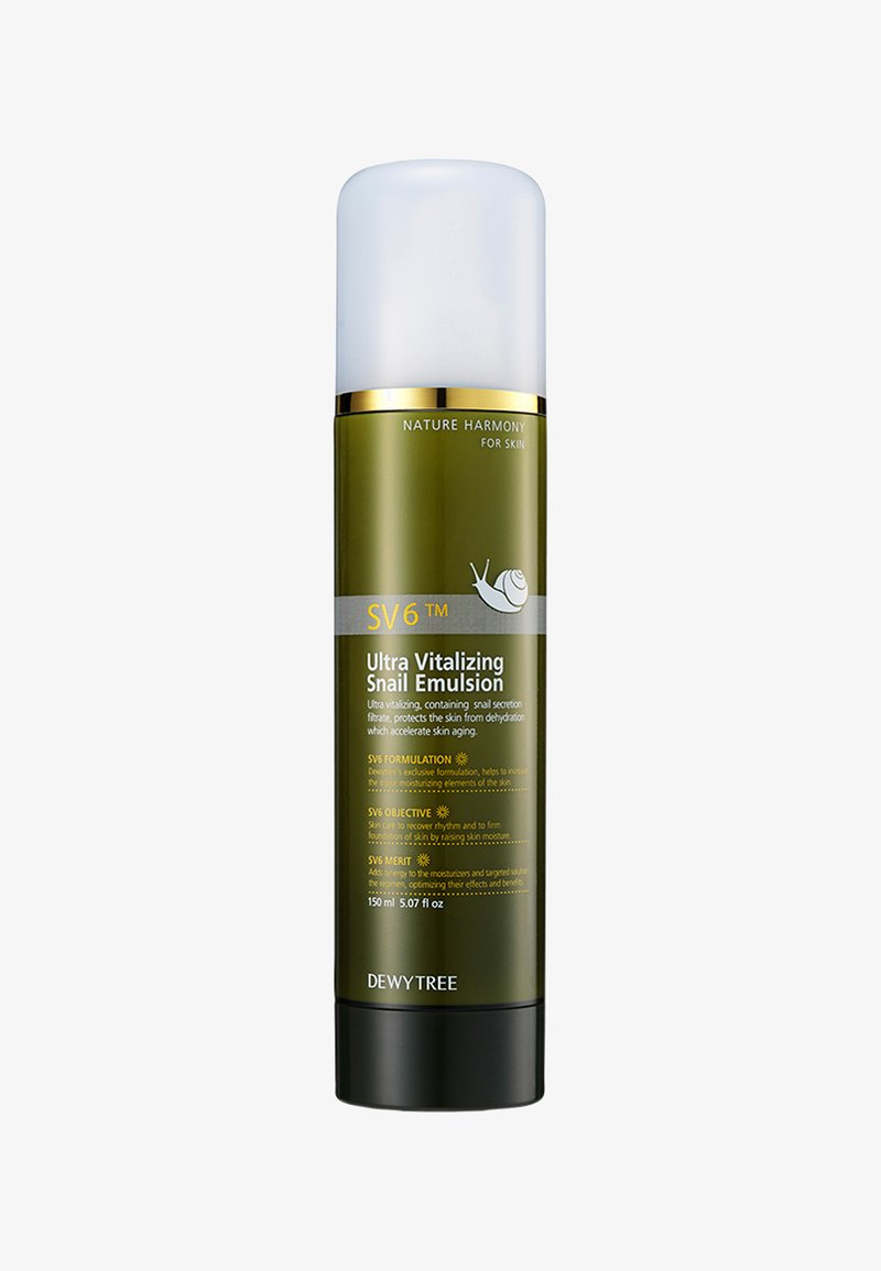 DEWYTREE - ULTRA VITALIZING SNAIL EMULSION - Face cream - -