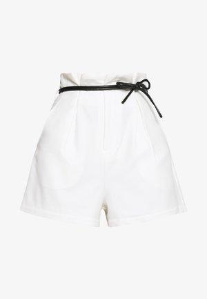 MOLLIE - Shorts - white