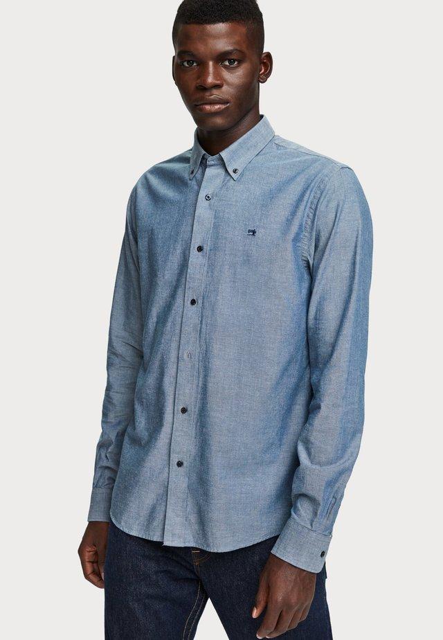 Camisa - deep blue