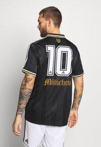 adidas Performance - DEUTSCHLAND MÜNCHEN JSY - Print T-shirt - black - 2