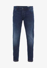 WE Fashion - SUPERSTRETCH - Jeans Skinny Fit - dark blue - 4