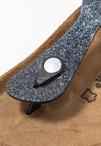 Birkenstock - GIZEH - T-bar sandals - cosmic sparkle anthracite - 2