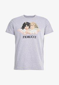 Fiorucci - VINTAGE ANGELS - Print T-shirt - grey - 3