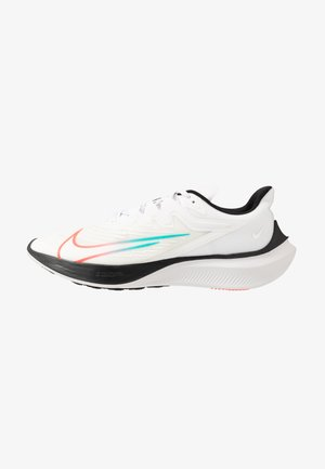 ZOOM GRAVITY 2 - Chaussures de running neutres - summit white/clear/black/oracle aqua
