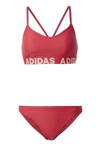 adidas Performance - BEACH BIKINI - Bikini - pink - 12