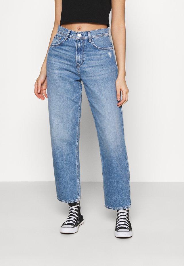 DOVER - Jeans baggy - blue denim