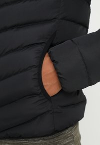 Brave Soul - MJK GRANTPLAIN - Winter jacket - black - 5
