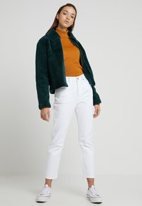 Levi's® - 501 CROP - Skinny-Farkut - in the clouds - 1