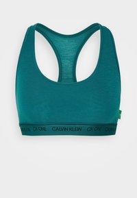 Calvin Klein Underwear - UNLINED BRALETTE - Bustier - turtle bay - 0