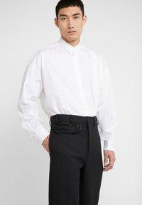 Damir Doma - PHOCAS PANTS - Trousers - black - 3