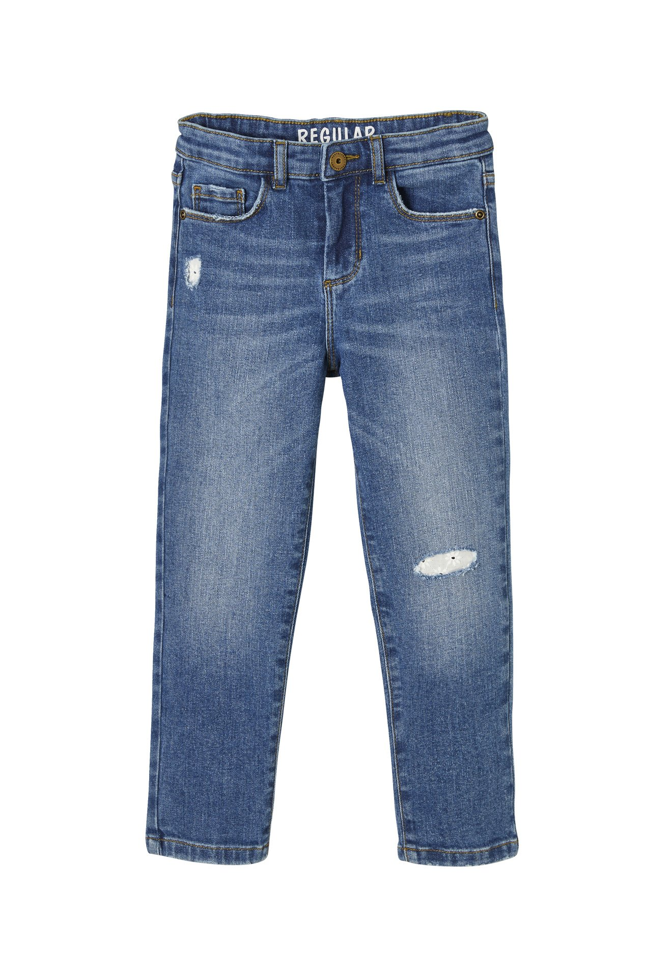 Kinder GERADE MÄDCHEN - Jeans Relaxed Fit