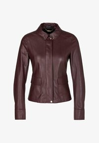 Marc Cain - Light jacket - aubergine - 4