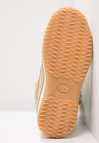 KangaROOS - RIVASKA - Winter boots - beige/green/white - 5