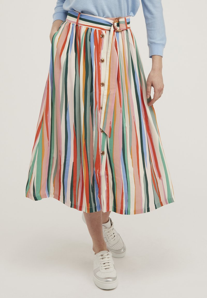 Oliver Bonas - A-line skirt - multicolored