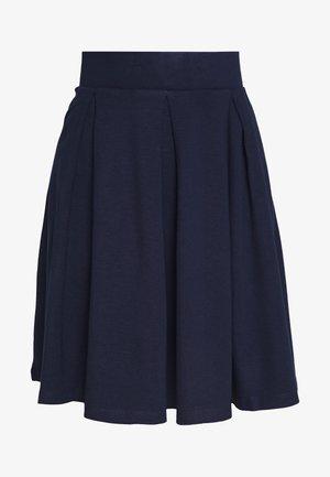 Áčková sukně - maritime blue