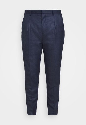HEAPER TROUSER - Trousers - navy