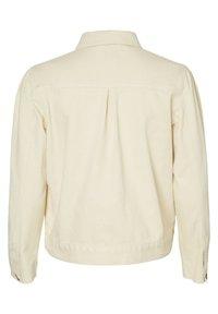 Vero Moda - Denim jacket - ecru - 5
