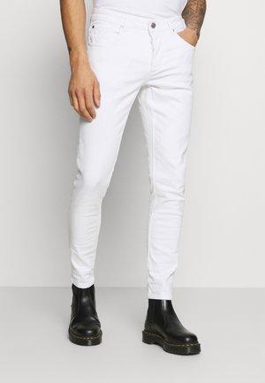 REY - Džíny Slim Fit - white