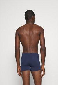 Puma - CLASSIC SWIM TRUNK - Swimming trunks - navy - 1
