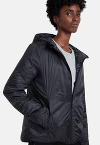 Desigual - Winter jacket - black - 3
