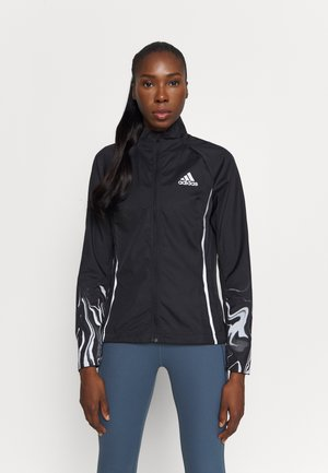 GLAM ON - Veste de running - black