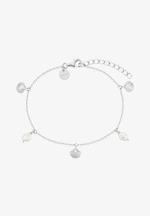 SHELL - Bracelet - silber