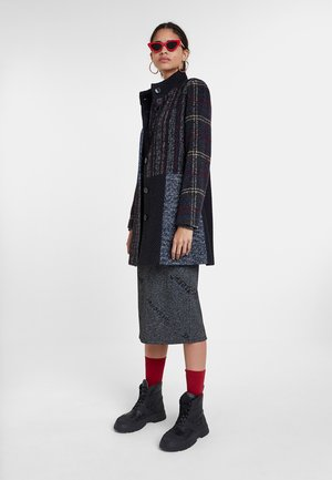 ABRIG_HAAKON - Classic coat - black