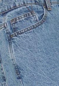 Only & Sons - ONSAVI BEAM LIFE CROP - Jeans straight leg - blue denim - 2