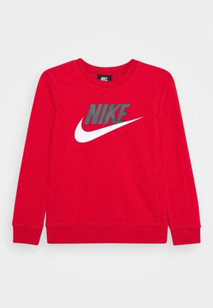 CLUB CREW - Sweatshirt - university red