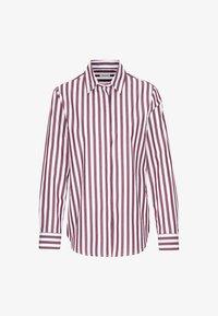 Seidensticker - LANGARM - Button-down blouse - rot - 0