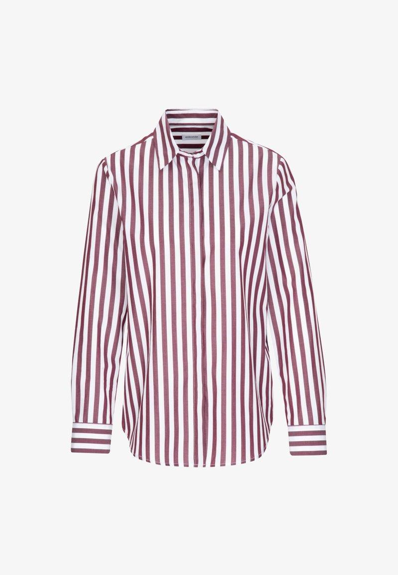 Seidensticker - LANGARM - Button-down blouse - rot