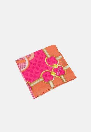 PRINTED KEFIAH - Foulard - pink
