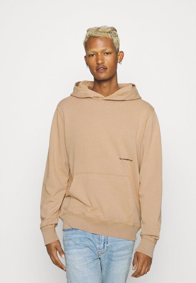 Sweatshirt - hazelnut
