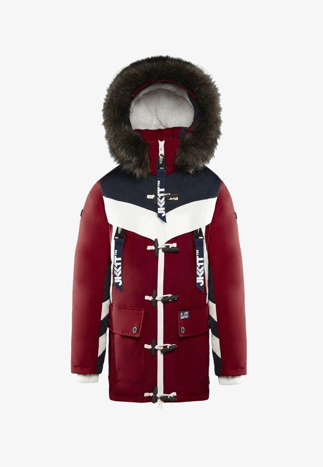 ARCTIC - Gewatteerde jas - red