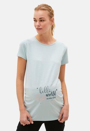 MATERNITY - Print T-shirt - green