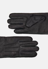 Selected Homme - SLHZAIN GLOVES - Gloves - black - 1