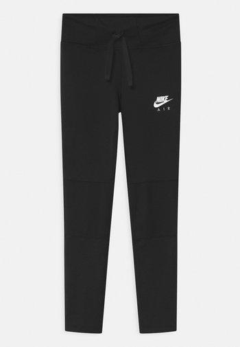 AIR - Leggings - black/white