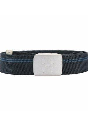 STRETCH WEBBING BELT - Belt - tarn blue