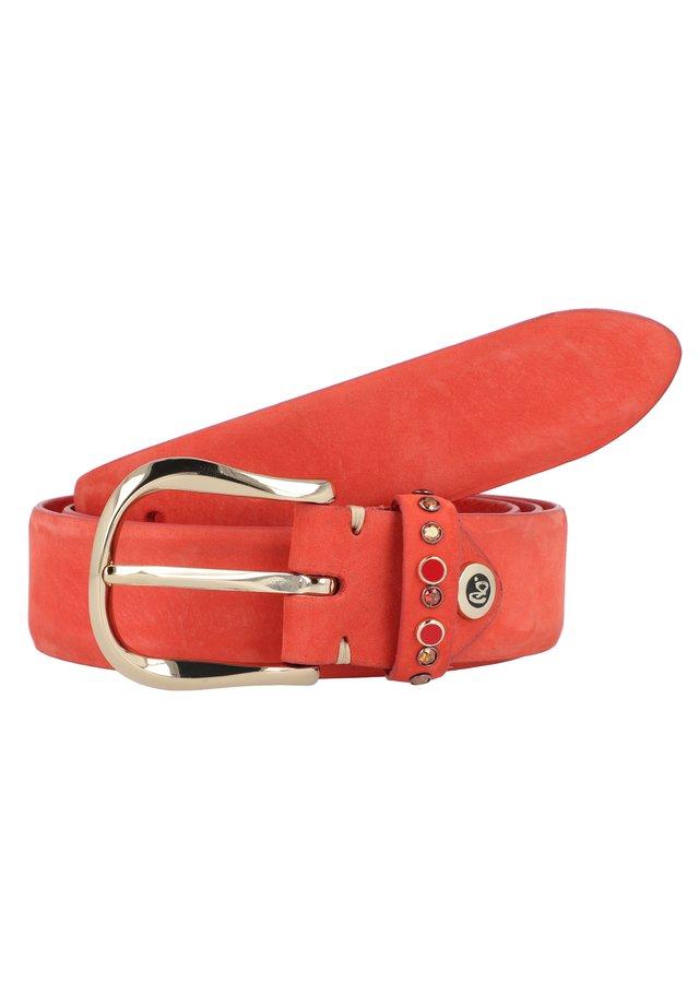 ANNE  - Belt - zuckerkoralle