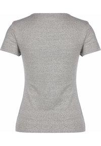 Levi's® - 2 PACK - Camiseta básica - smokestack & sea capitan blu - 3