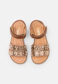 Bisgaard - CANA - Sandals - gold - 3