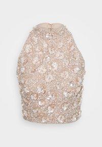 Lace & Beads - GUI - Bluser - nude - 4
